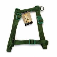 Nylon Harness by Zack and Zoey - Hunter Green
