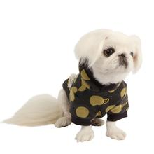 Odette Dog Hoodie by Pinkaholic - Dark Gray