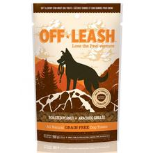 Off-Leash Dog Treats - Roasted Peanut