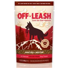 Off-Leash Dog Treats - Smokey Beef
