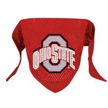 Ohio State Buckeyes Mesh Dog Bandana