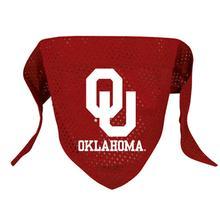 Oklahoma Sooners Mesh Dog Bandana