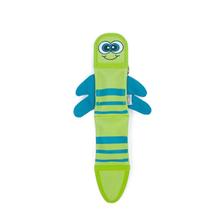 Outward Hound Fire Biterz Firefly Dog Toy - Green