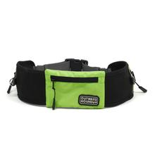 Outward Hound Hands Free Jogger Dog Leash - Green