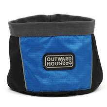 Outward Hound Port A Bowl - Blue
