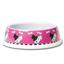 Patches Dog Bowl