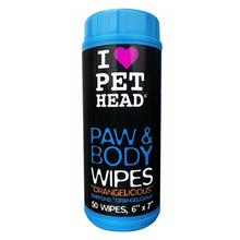 My Paws Rock Pet Wipes by Pet Head