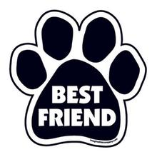 Paw Magnet - Best Friend