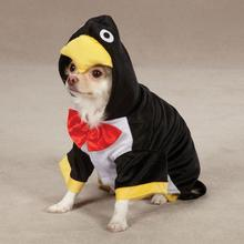 Penguin Pup Dog Halloween Costume