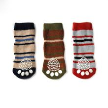 Pepper's Pet Socks - 3pk