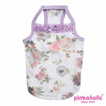 Periwinkle Dog Tank by Pinkaholic - Violet