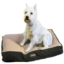 Perth Dog Bed - Tan