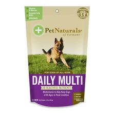 Pet Naturals Daily Multi Dog Chews