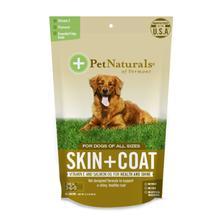 Pet Naturals Skin and Coat Dog Chews