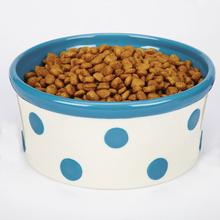 Pet Studio Somerset Dog Dishes - Lake Blue