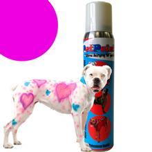 PetPaint Color Dog Hair Spray - Pug Purple
