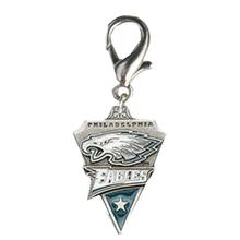 Philadelphia Eagles Pennant Dog Collar Charm