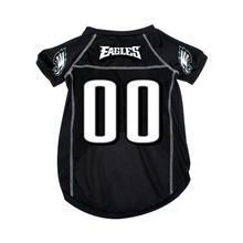 Philadelphia Eagles Dog Jersey - Black
