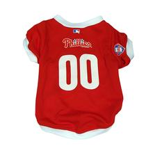 Philadelphia Phillies Baseball Dog Jersey