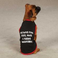Pictures Free Dog Tank - Black