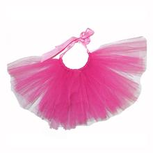 Pink Tulle Dog Tutu by Pawpatu