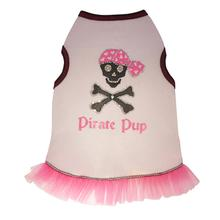 Pirate Girl Dog Tank Dress