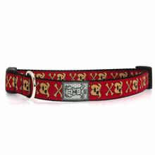 Pirate Pooch Adjustable Dog Collar