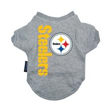 Pittsburgh Steelers Dog T-Shirt