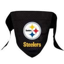 Pittsburgh Steelers Mesh Dog Bandana