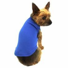 Plain Dog Shirt - Blue