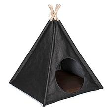 P.L.A.Y. Pet Teepee - Urban Denim