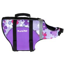 Playa Pup Dog Lifejacket - Orchid