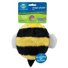 Pogo Plush Dog Toy - Bee