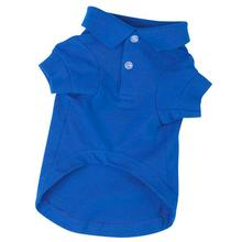 Polo Dog Shirt - Nautical Blue