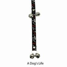 Poochie Bells Dog Doorbell - Doggie Dialogue Designs