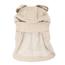Popette Dog Coat by Puppia - Ivory