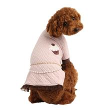 Precious Dog Dress by Pinkaholic - Pink