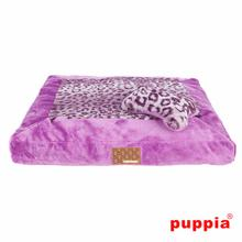 Pumapard Dog Bed by Puppia - Purple