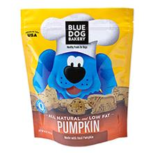 Pumpkin Dog Treat from Blue Dog Bakery
