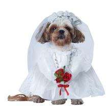 Puppy Love Dog Costume - Bride