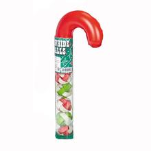 Ranch Rewards Candy Cane Tube with Rawhide Balls Dog Treats