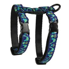 RC Cat Harness - Bird Teal