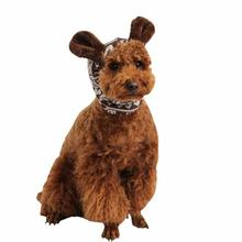 Reindeer Dog Snood by Pinkaholic - Brown