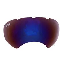 Rex Specs Blue Mirror Dog Replacement Lenses