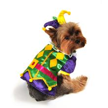 Royal Harlequin Dog Costume