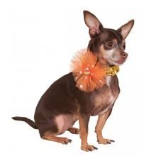 Rubie's Candy Corn Sequin Dog Necklace