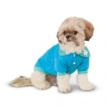 Rubies Pastel Dog Polo - Blue