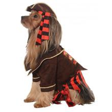 Rubies Pirate Boy Dog Costume