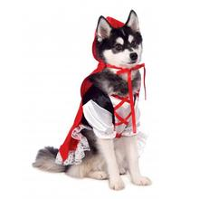 Rubie's Red Riding Hood Dog Costume