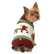 Rudy's Reindeer Dog Sweater